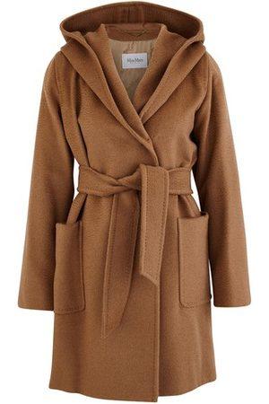 Max Mara Women Coats - Rialto camelhair coat