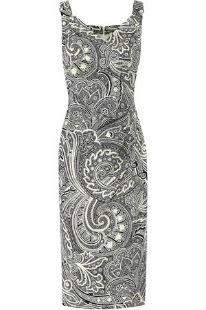 Max Mara Verusca printed cotton dress