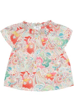 BONPOINT Printed cotton top