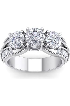 SuperJeweler Women Rings - 3 Carat 19 Diamond Ring