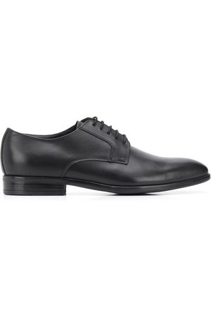Paul Smith Square toe derby shoes