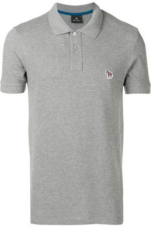 Paul Smith Zebra logo polo shirt - Grey