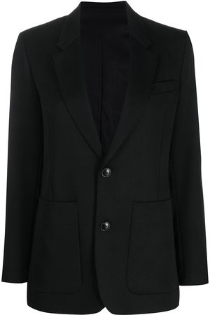 AMI Paris Women Blazers - Two button tailored jacket