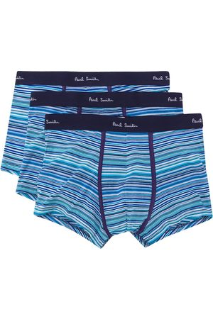 PAUL SMITH Men Boxer Shorts - Striped 3 pack boxers