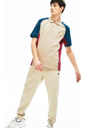 Lacoste Men's Colorblock Piqué Polo Shirt : / /