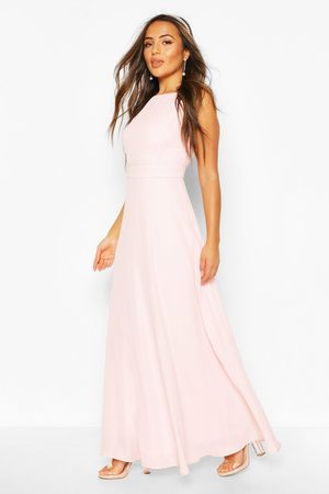 Boohoo Womens Petite Occasion Maxi Dress - - 2