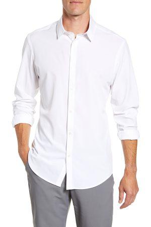 Mizzen+Main Men's Manhattan Trim Fit Shirt