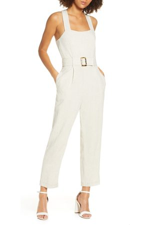 Willow Women's Johnson Belted Jumpsuit