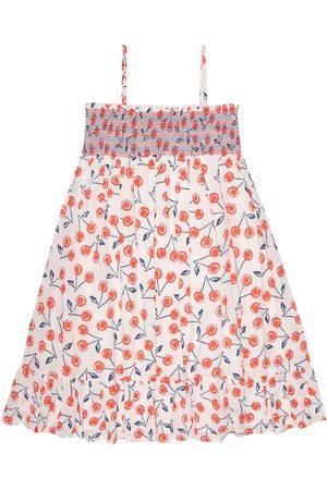 BONPOINT Nesti printed cotton dress