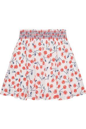 BONPOINT Noumea printed cotton skirt
