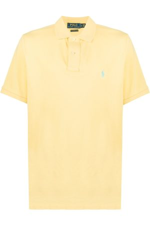 Polo Ralph Lauren Logo-embroidered short sleeved polo shirt