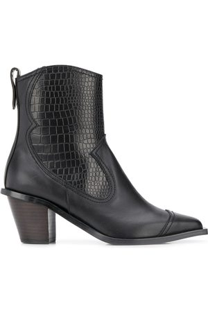 Reike Nen Women Ankle Boots - Western style ankle boots
