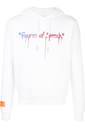 OFF-WHITE Men Hoodies - X Simon Brown Figures of Speech hoodie