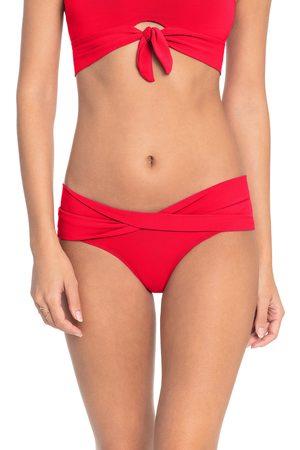 Robin Piccone Women's Ava Twist Hipster Bikini Bottoms