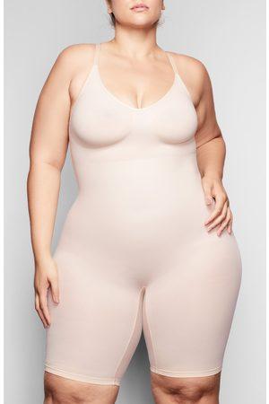 SKIMS Women's Sculpting Seamless Mid-Thigh Bodysuit