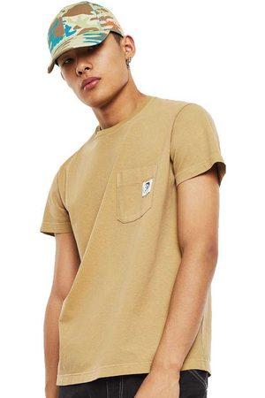 Diesel Men Short Sleeve - Worky Mohi S1 Short Sleeve T-shirt XL Incense