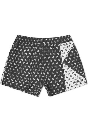 Kenzo Men Swim Shorts - Ikat Swim Short