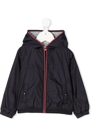 Moncler Anton hooded logo jacket