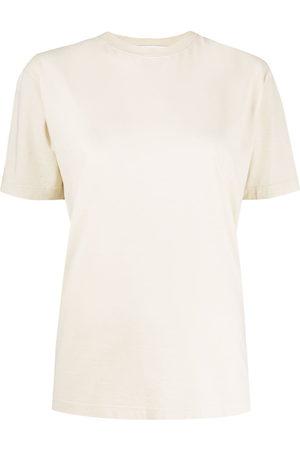 OFF-WHITE Short-sleeved T-shirt - Neutrals