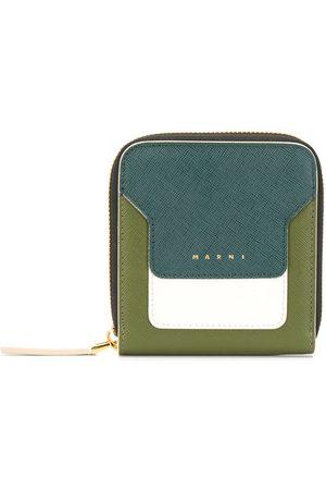 Marni Women Wallets - Square zip-around wallet