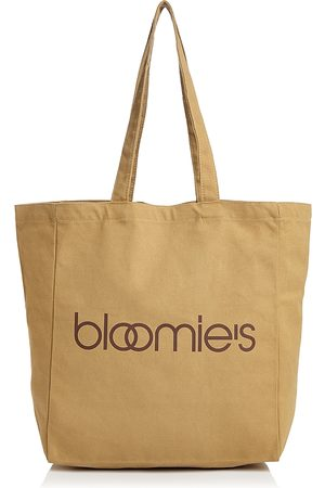 Bloomingdale's Bloomies Extra Large Canvas Tote - 100% Exclusive