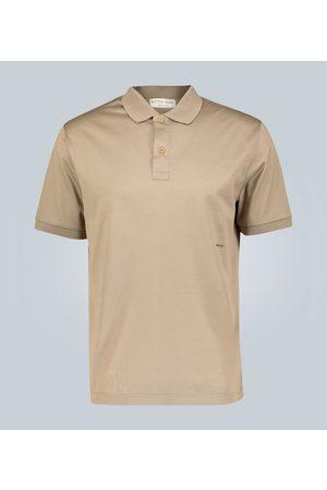 Bottega Veneta Men Polo Shirts - Cotton polo shirt