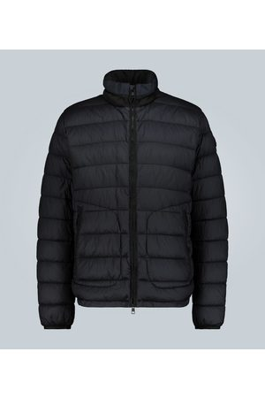 Moncler Men Jackets - Octavien jacket with packaway hood