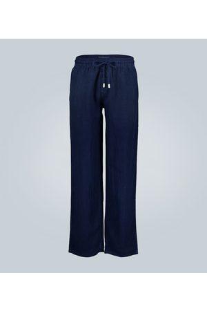 Vilebrequin Men Pants - Pacha linen pants