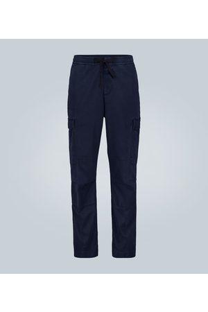 OFFICINE GENERALE Men Cargo Pants - Brushed twill cargo pants
