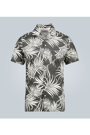OFFICINE GENERALE Dario short-sleeved shirt