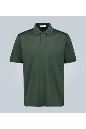 Bottega Veneta Cotton short-sleeved polo shirt