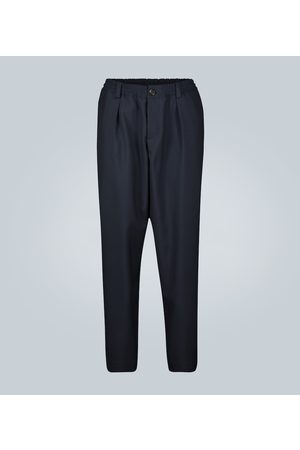 Marni Virgin wool pants