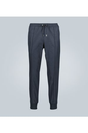 Moncler Cotton-blend trackpants