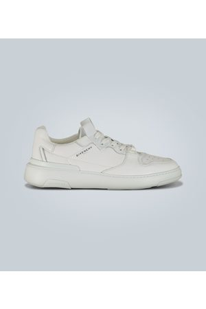 Givenchy Leather wing low sneakers