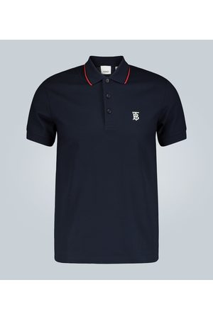 Burberry Cotton pique polo shirt