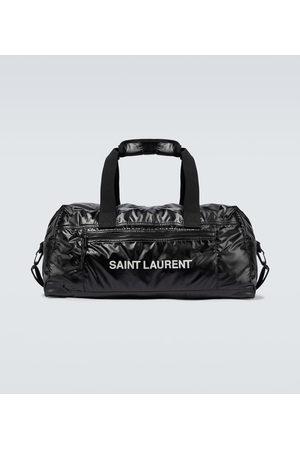 Saint Laurent Nuxx technical holdall bag
