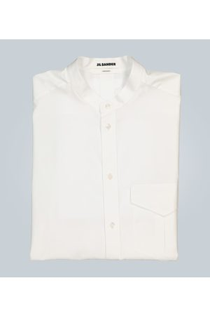 Jil Sander Cotton Wednesday relaxed-fit shirt