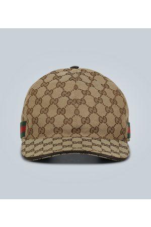 Gucci Men Hats - Original GG canvas baseball hat