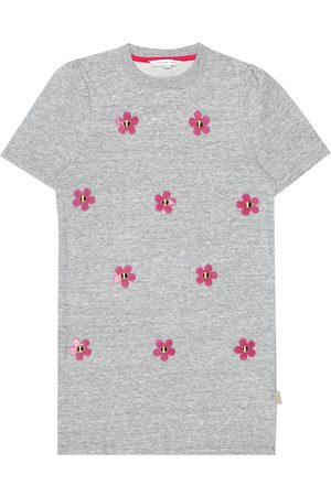 Marc Jacobs Daisy cotton sweatshirt dress