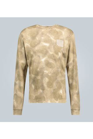 1017 ALYX 9SM Camouflage long-sleeved T-shirt