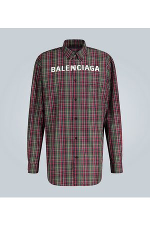 Balenciaga Chest logo shirt