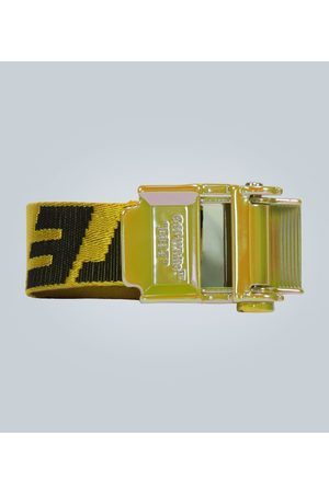 OFF-WHITE Industrial strap belt with buckle