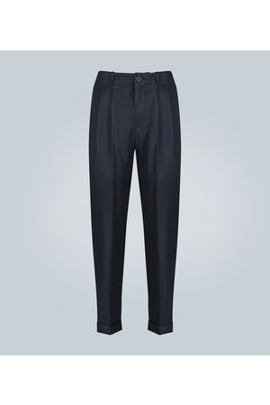 GOETZE Double-pleated pants