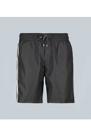 Dolce & Gabbana Technical fabric swim shorts