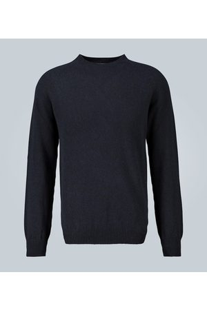 Sunspel Crew neck lambswool sweater