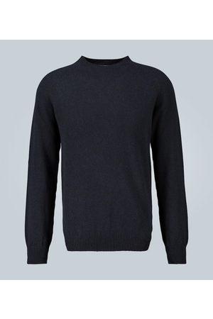 Sunspel Men Sweaters - Crew neck lambswool sweater