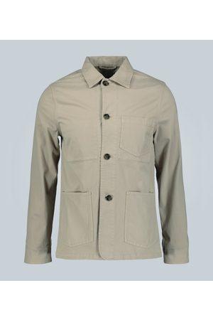 OFFICINE GENERALE Cotton Chore jacket