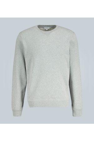 Sunspel Cotton loopback sweatshirt