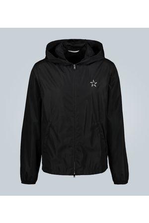 VALENTINO Technical fabric jacket