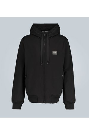 Dolce & Gabbana Zip-up hooded sweatshirt